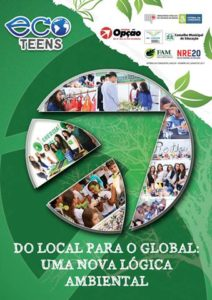 Jornal Eco teens Colégio Opção