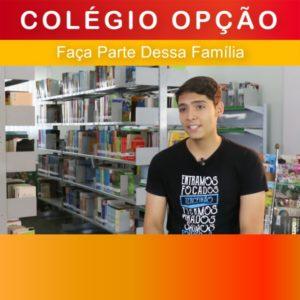 Colégio Opção [Documentário]